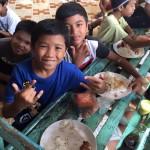 Lapu Lapu Cebu Christmas party 2015