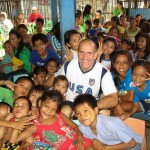 Helping the children of Mandaue Cebu dump site for Christmas