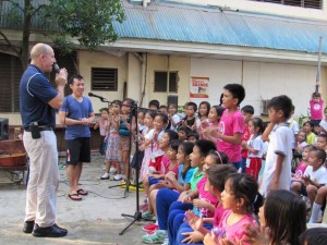 Christmas in Calvary Chapel Cebu City, December 2016